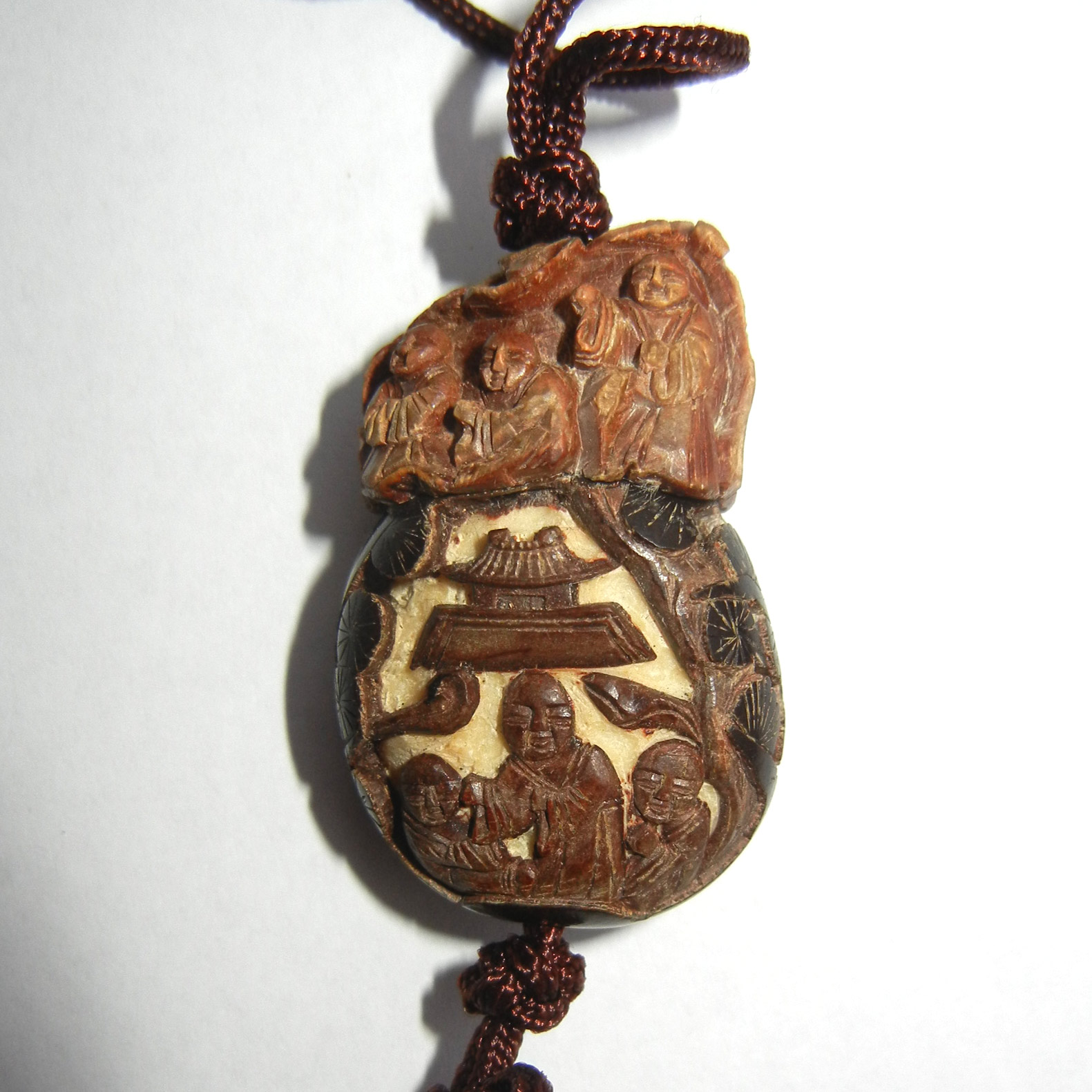 learning to carving wood oak finished bog img pendant one alex novice woodcarver improve