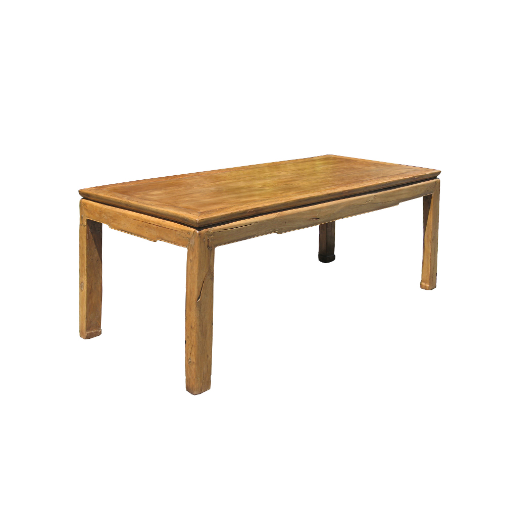 Fds 05 Ming Dynasty Bai Wood Dining Table 2009 Platinum