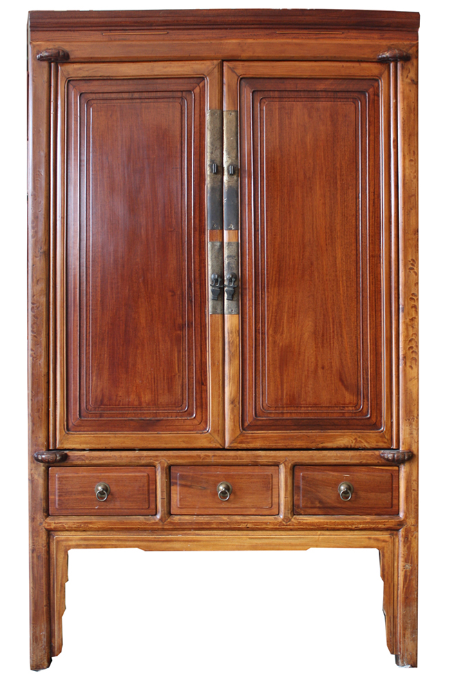 Shens Gallery  Chinese Antiques  Larger Amroire  Cabinet  San